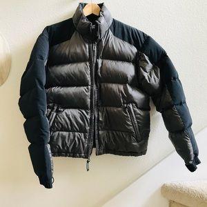 OLD NAVY men's down puffer coat S ski jacket